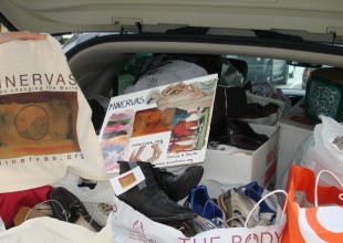 Transporting shoes to the warehouse of soles 4 souls